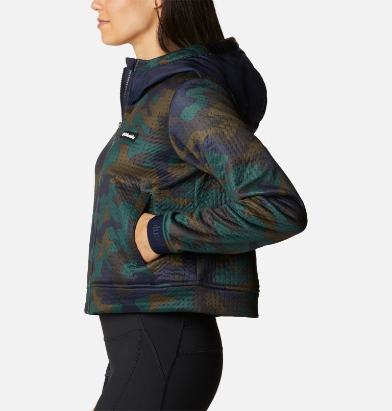 Women's Northern Canyon™ Hybrid Hoodie Women's Northern Canyon™ Hybrid Hoodie, a1
