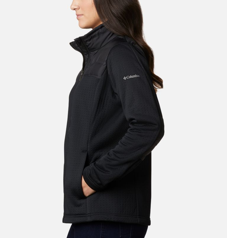 Northern Canyon™ Hybrid FZ | 010 | XS Women's Northern Canyon™ Hybrid Full Zip, Black, a1