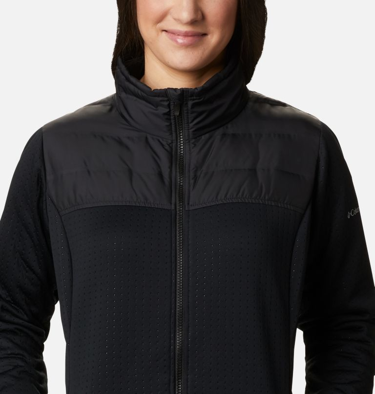 Northern Canyon™ Hybrid FZ | 010 | XS Women's Northern Canyon™ Hybrid Full Zip, Black, a2