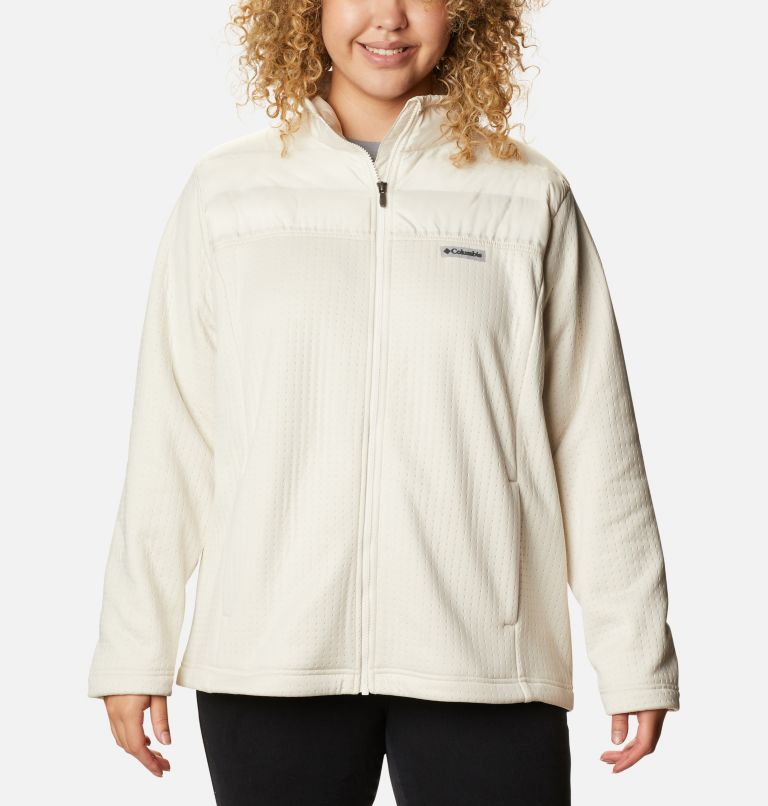 Women's Northern Canyon™ Hybrid Full Zip - Plus Size Women's Northern Canyon™ Hybrid Full Zip - Plus Size, front
