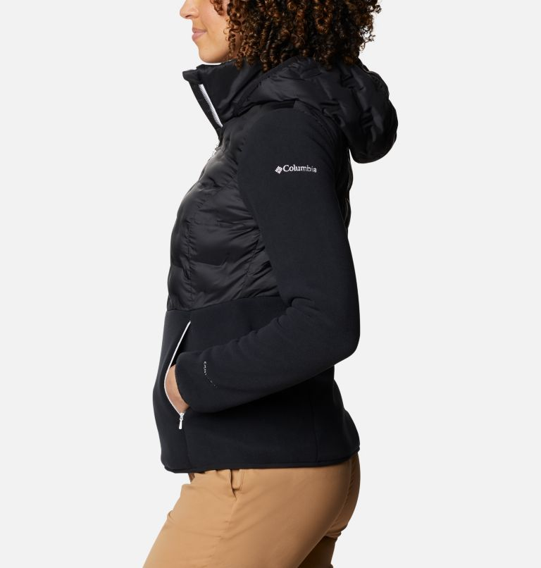 Women's Delta Ridge™ Full Zip Hybrid Fleece Women's Delta Ridge™ Full Zip Hybrid Fleece, a1