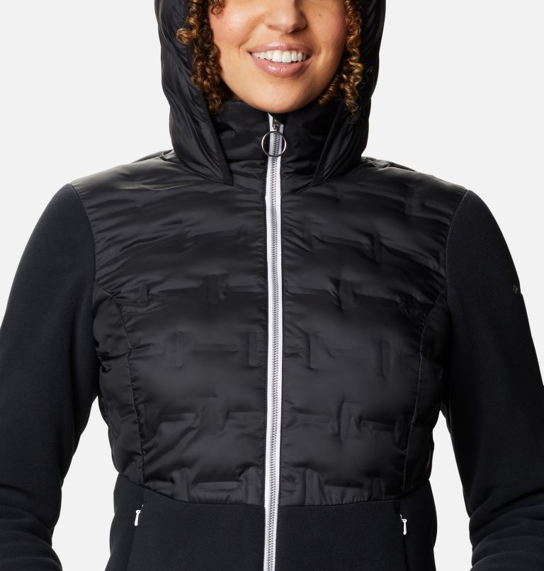 Women's Delta Ridge™ Full Zip Hybrid Fleece Women's Delta Ridge™ Full Zip Hybrid Fleece, a2