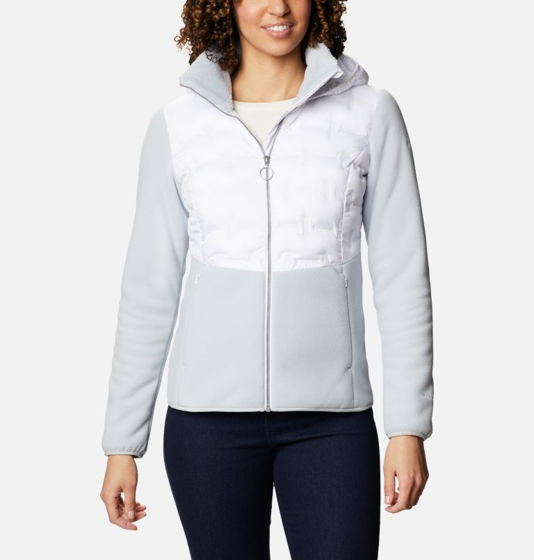 Women's Delta Ridge Hybrid Fleece Women's Delta Ridge Hybrid Fleece, front