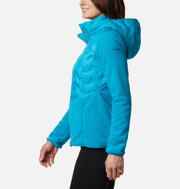 Women's Delta Ridge Hybrid Fleece Women's Delta Ridge Hybrid Fleece, a1