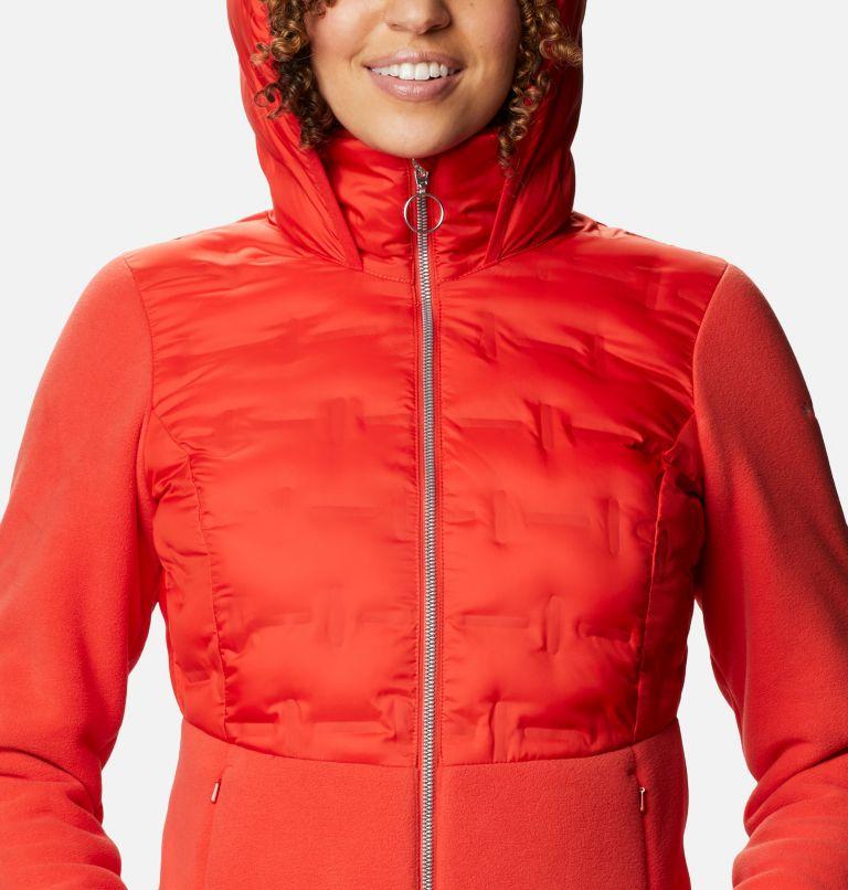 Women's Delta Ridge™ Full Zip Hybrid Fleece Women's Delta Ridge™ Full Zip Hybrid Fleece, a2