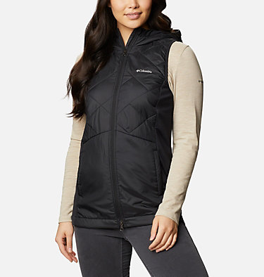 Women's Piney Ridge™ Hybrid Vest Piney Ridge™ Hybrid Vest | 010 | L, Black, front