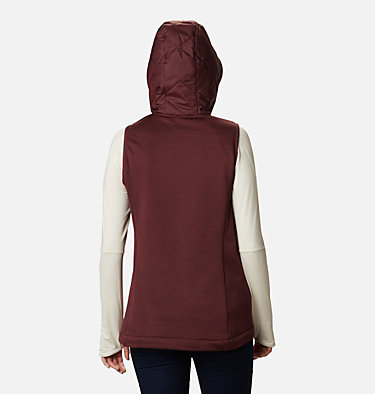Women's Piney Ridge™ Hybrid Vest Piney Ridge™ Hybrid Vest | 010 | L, Malbec, back