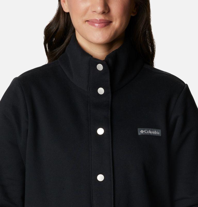 Hart Mountain™ Shirt Jac | 010 | XS Women's Hart Mountain™ Shirt Jacket, Black, a2