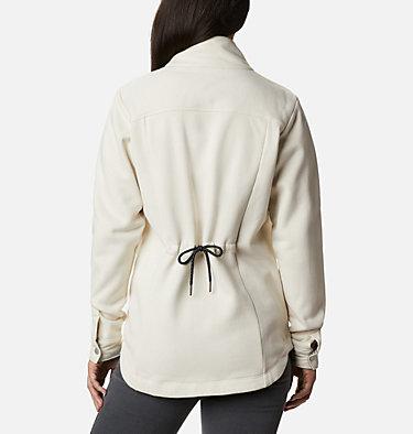 Women's Hart Mountain™ Shirt Jacket Hart Mountain™ Shirt Jac   286   L, Chalk, back