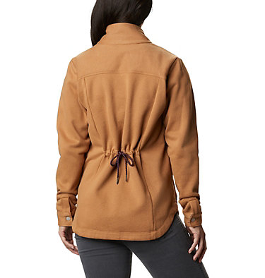 Women's Hart Mountain™ Shirt Jacket Hart Mountain™ Shirt Jac | 286 | L, Elk, back