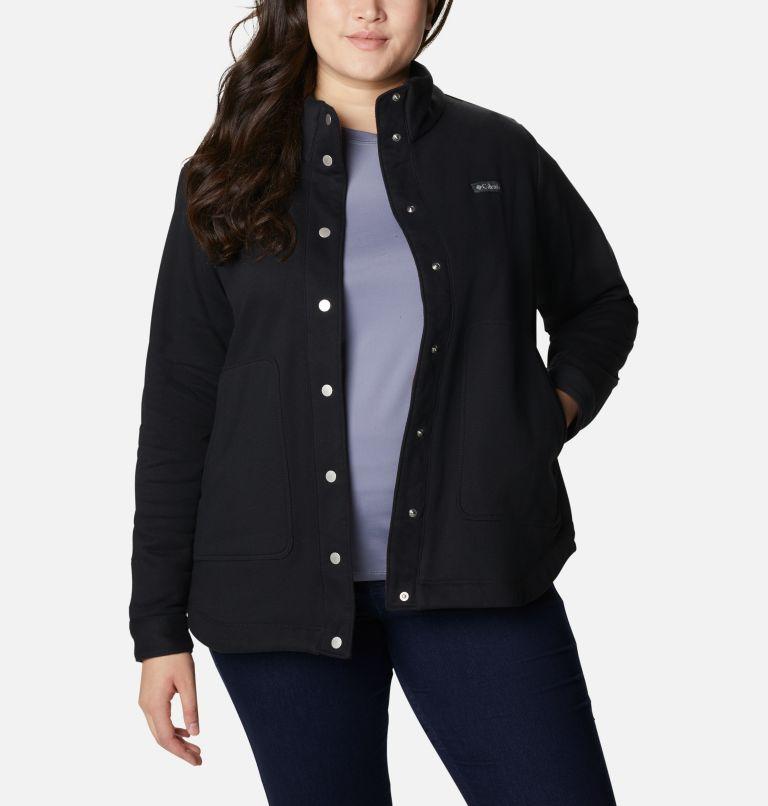 Women's Hart Mountain™ Shirt Jacket - Plus Size Women's Hart Mountain™ Shirt Jacket - Plus Size, a4