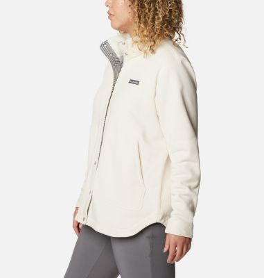 Women's Hart Mountain™ Shirt Jacket - Plus Size   Columbia Sportswear