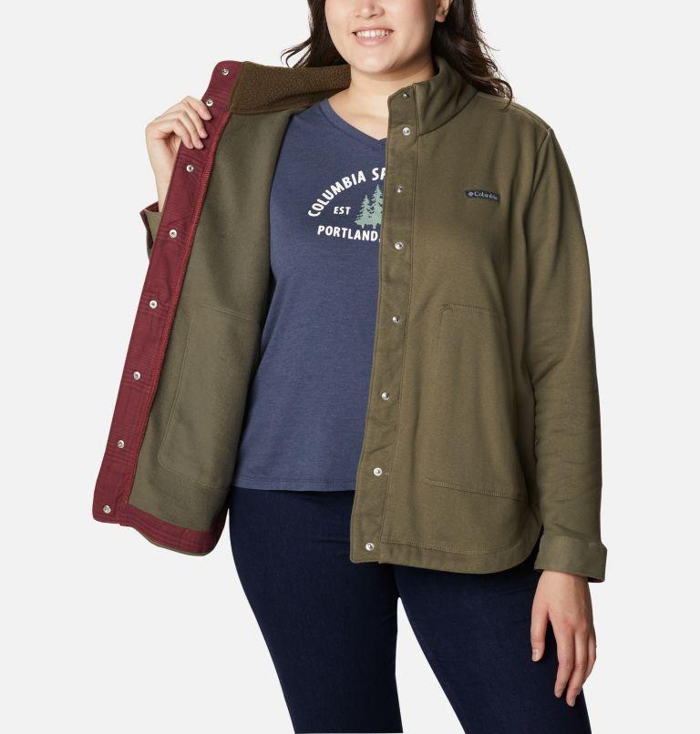 Veste-chemise Hart Mountain™ pour femme - Grandes tailles Veste-chemise Hart Mountain™ pour femme - Grandes tailles, a3