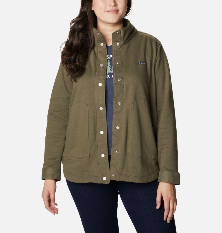 Veste-chemise Hart Mountain™ pour femme - Grandes tailles Veste-chemise Hart Mountain™ pour femme - Grandes tailles, a4