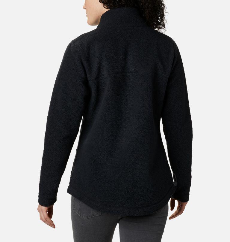 Northern Reach™ Sherpa FZ | 010 | XXL Women's Northern Reach™ Full Zip Sherpa Fleece, Black, back