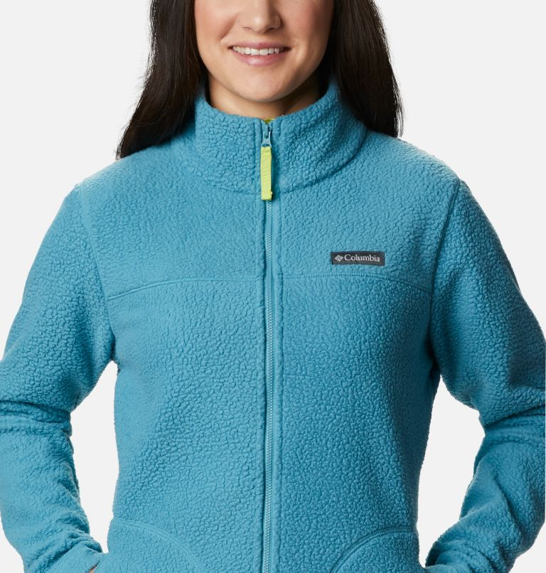 Women's Northern Reach™ Full Zip Sherpa Fleece Women's Northern Reach™ Full Zip Sherpa Fleece, a2