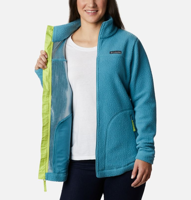 Women's Northern Reach™ Full Zip Sherpa Fleece Women's Northern Reach™ Full Zip Sherpa Fleece, a3