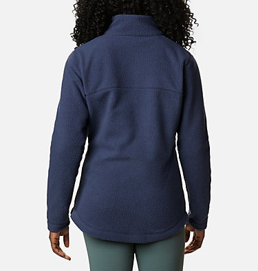Women's Northern Reach™ Full Zip Sherpa Fleece Northern Reach™ Sherpa FZ | 010 | L, Nocturnal, back