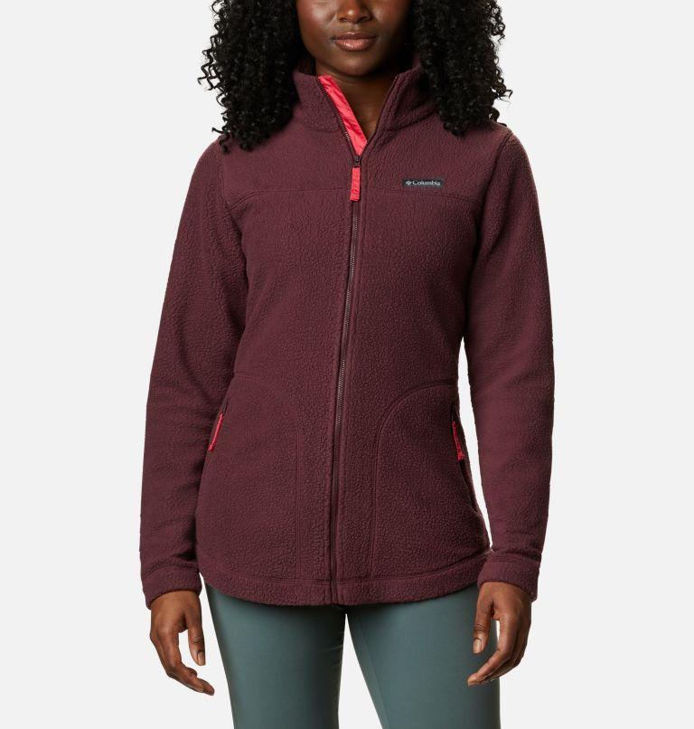 Manteau à fermeture éclair en Sherpa Northern Reach™ pour femme Manteau à fermeture éclair en Sherpa Northern Reach™ pour femme, front