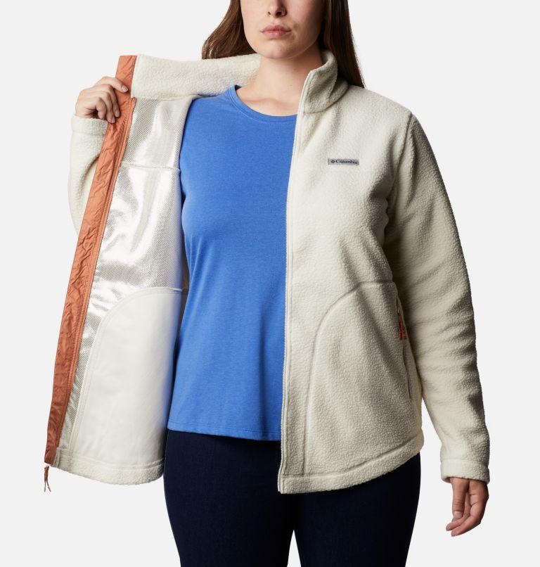 Manteau à fermeture éclair en Sherpa Northern Reach™ pour femme - Grandes tailles Manteau à fermeture éclair en Sherpa Northern Reach™ pour femme - Grandes tailles, a3