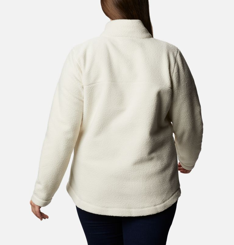Manteau à fermeture éclair en Sherpa Northern Reach™ pour femme - Grandes tailles Manteau à fermeture éclair en Sherpa Northern Reach™ pour femme - Grandes tailles, back