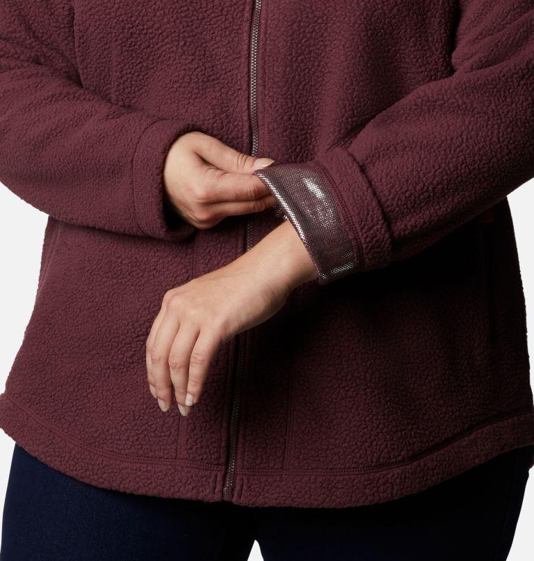 Manteau à fermeture éclair en Sherpa Northern Reach™ pour femme - Grandes tailles Manteau à fermeture éclair en Sherpa Northern Reach™ pour femme - Grandes tailles, a4