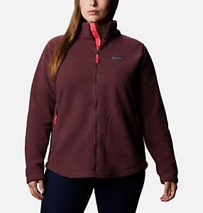 Women's Northern Reach™ Full Zip Sherpa Fleece - Plus Size