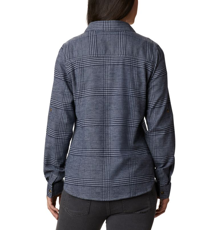 Women's Pine Street™ Stretch Flannel Women's Pine Street™ Stretch Flannel, back