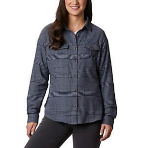 Women's Pine Street™ Stretch Flannel