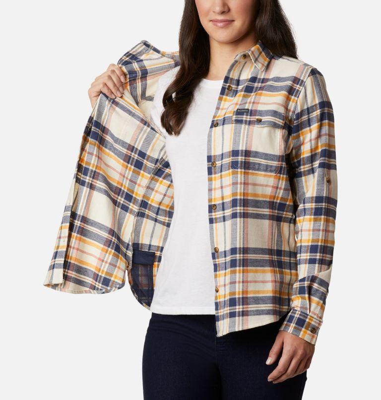 Women's Pine Street™ Stretch Flannel Women's Pine Street™ Stretch Flannel, a3