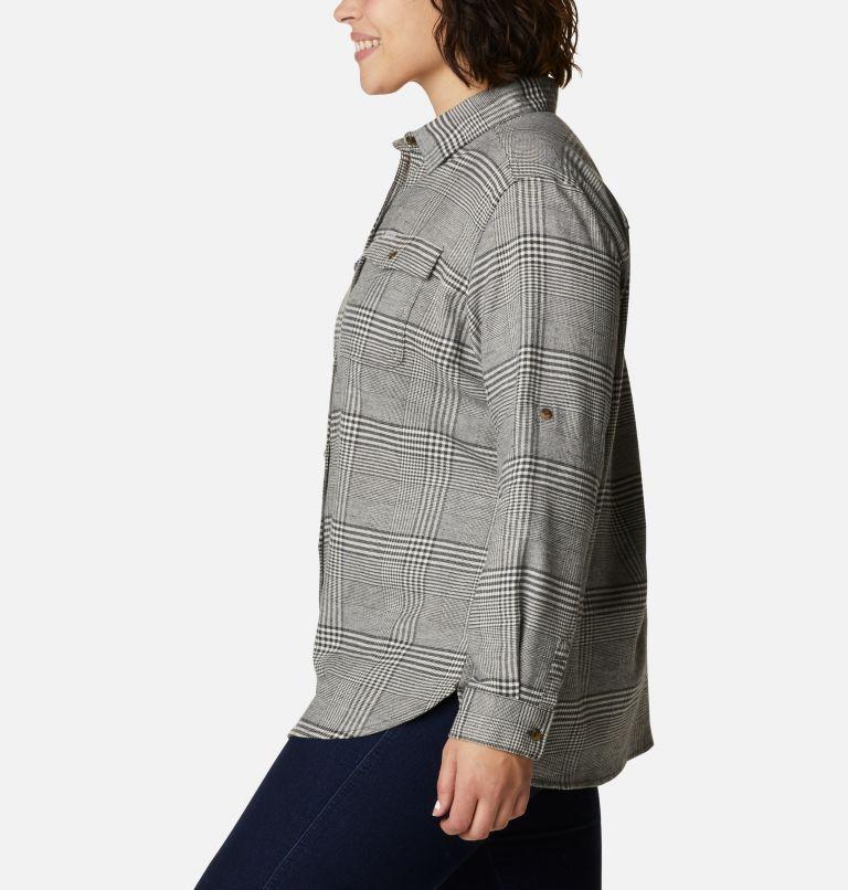 Women's Pine Street™ Stretch Flannel - Plus Size Women's Pine Street™ Stretch Flannel - Plus Size, a1