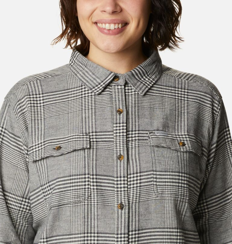 Women's Pine Street™ Stretch Flannel - Plus Size Women's Pine Street™ Stretch Flannel - Plus Size, a2