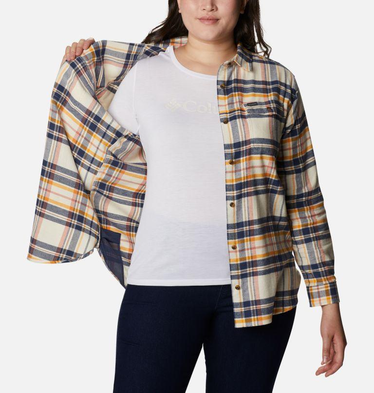 Women's Pine Street™ Stretch Flannel - Plus Size Women's Pine Street™ Stretch Flannel - Plus Size, a3