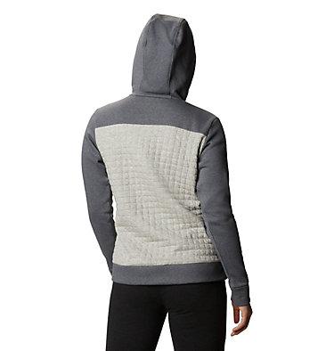 Women's Sunday Summit™ Hooded Pullover Sunday Summit™ Hooded Pullover | 370 | L, Grey Ash Heather, back