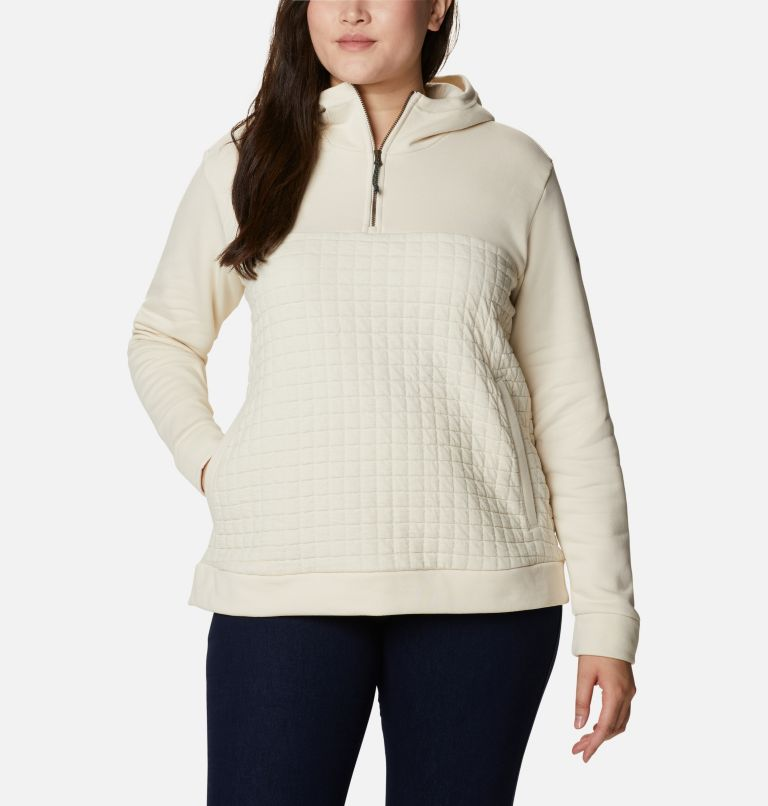 Women's Sunday Summit™ Hooded Pullover - Plus Size Women's Sunday Summit™ Hooded Pullover - Plus Size, front