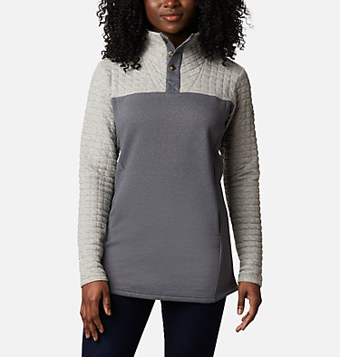 Women's Sunday Summit™ II Tunic Sunday Summit™ II Tunic | 021 | L, Grey Ash Heather, front