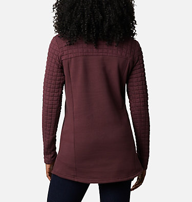 Women's Sunday Summit™ II Tunic Sunday Summit™ II Tunic | 021 | L, Malbec, back