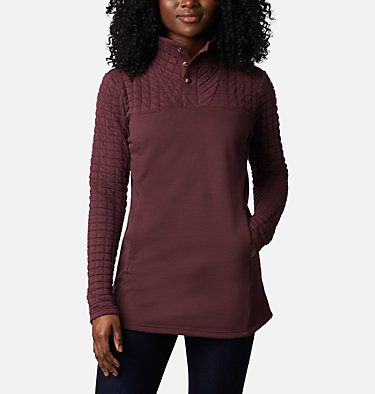 Women's Sunday Summit™ II Tunic Sunday Summit™ II Tunic | 021 | L, Malbec, front