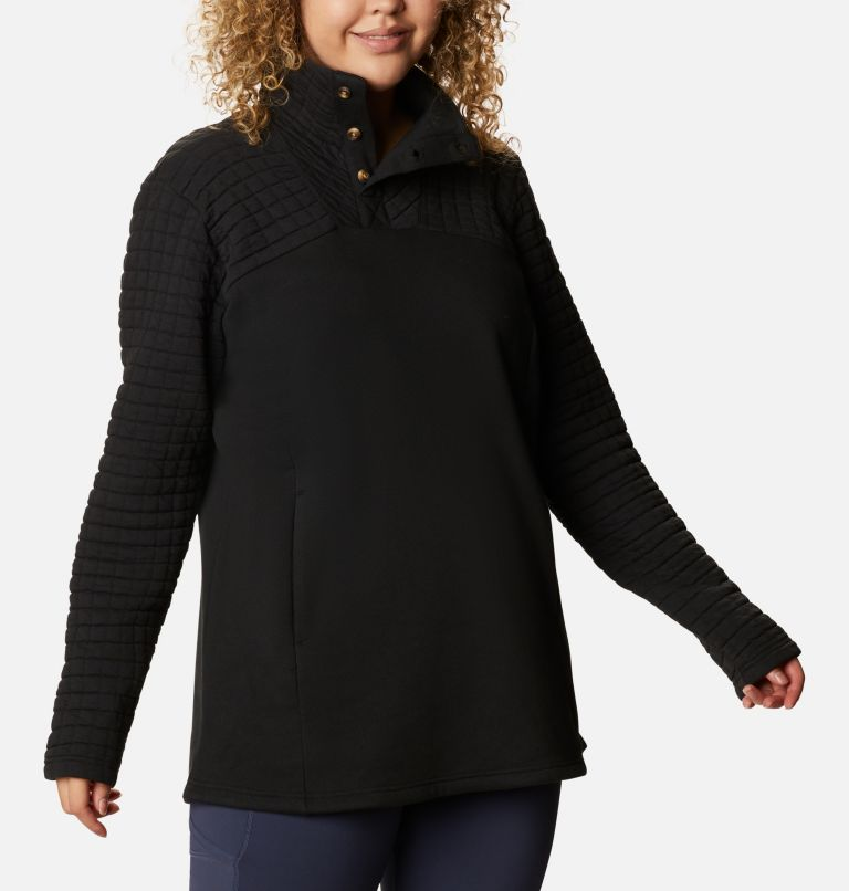 Sunday Summit™ II Tunic | 010 | 1X Tunique Sunday Summit™ II pour femme - Grandes tailles, Black, a3