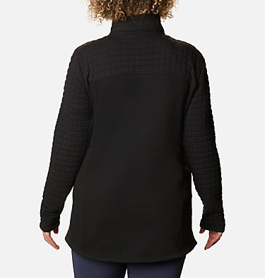 Tunique Sunday Summit™ II pour femme - Grandes tailles Sunday Summit™ II Tunic | 010 | 1X, Black, back