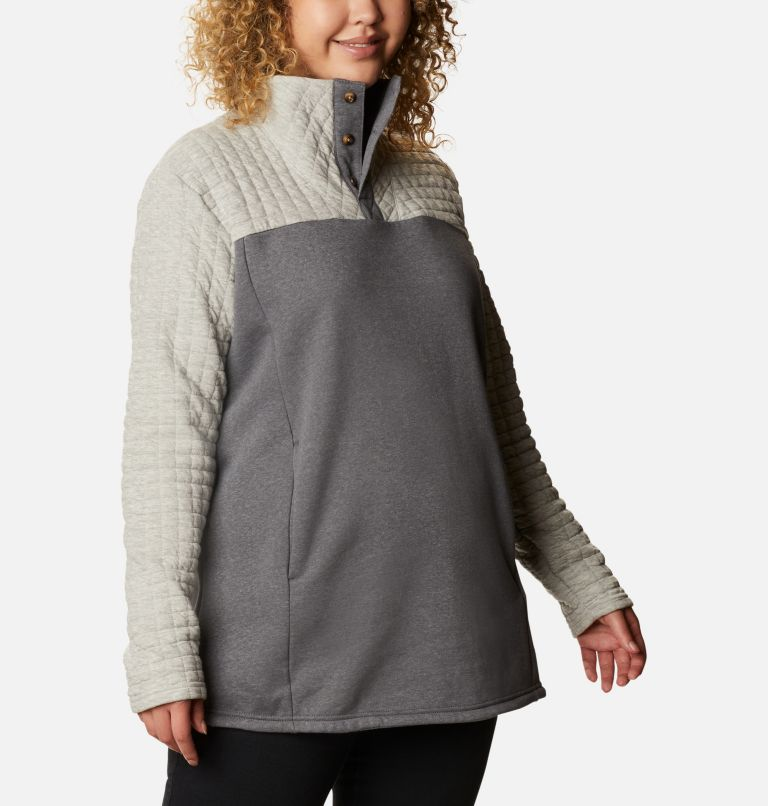 Sunday Summit™ II Tunic | 021 | 1X Tunique Sunday Summit™ II pour femme - Grandes tailles, Grey Ash Heather, a3