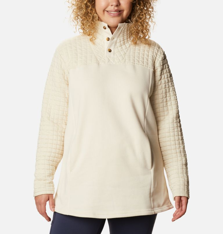Women's Sunday Summit™ II Tunic - Plus Size Women's Sunday Summit™ II Tunic - Plus Size, front