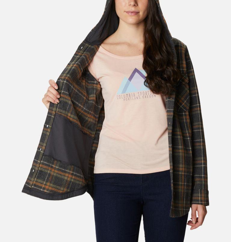 Women's Columbia City™ Hooded Long Sleeve Shirt Women's Columbia City™ Hooded Long Sleeve Shirt, a3
