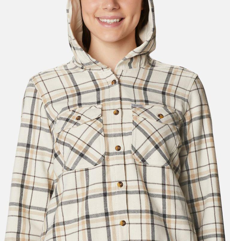 Women's Columbia City™ Hooded Long Sleeve Shirt Women's Columbia City™ Hooded Long Sleeve Shirt, a2
