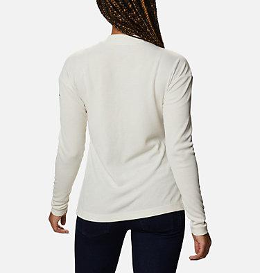 Women's Pine Street™ Long Sleeve Knit Pine Street™ LS Knit | 010 | L, Chalk, back