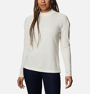 Women's Pine Street™ Long Sleeve Knit Pine Street™ LS Knit | 010 | L, Chalk, front