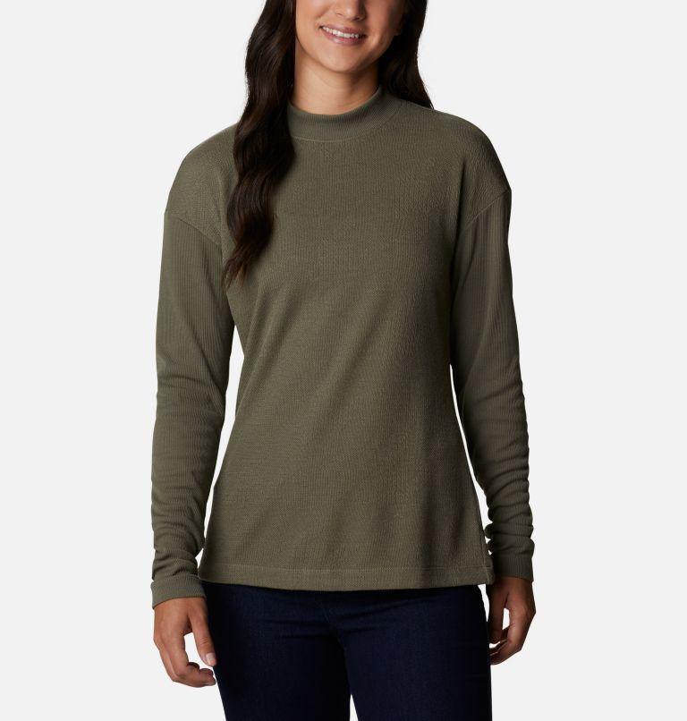 Women's Pine Street™ Long Sleeve Knit Shirt Women's Pine Street™ Long Sleeve Knit Shirt, front