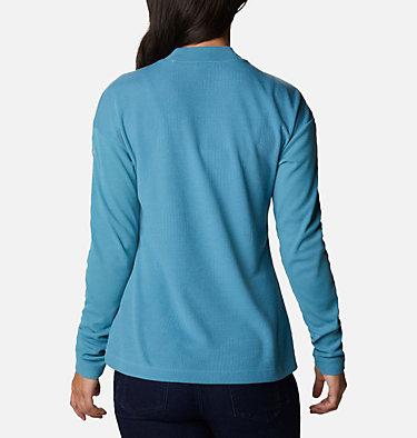 Women's Pine Street™ Long Sleeve Knit Pine Street™ LS Knit | 010 | L, Canyon Blue, back