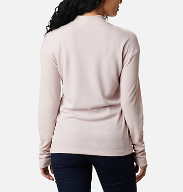Women's Pine Street™ Long Sleeve Knit Pine Street™ LS Knit | 010 | L, Mineral Pink, back