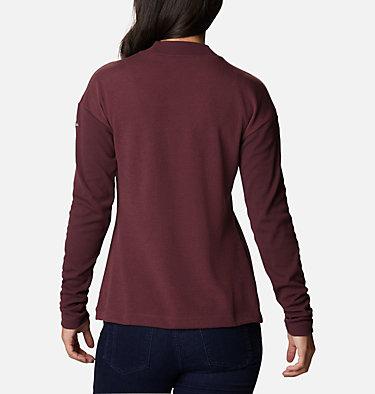 Women's Pine Street™ Long Sleeve Knit Pine Street™ LS Knit | 010 | L, Malbec, back